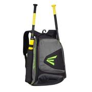 Easton® E200P Baseball Backpack, Black/Optic Green