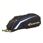 Easton® Hyper Wheeled Baseball Bag, Navy