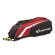 Easton® Hyper Wheeled Baseball Bag, Red