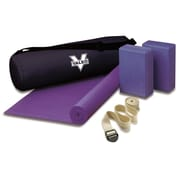 Valeo® Lightweight Portable Yoga Kit For Easy Carrying and Compact Storage