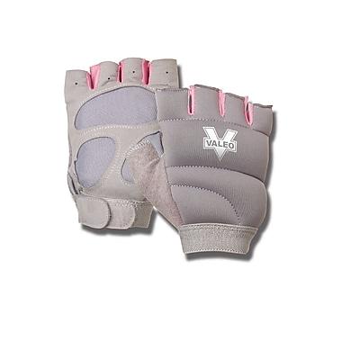 Valeo® Power Gloves For Women, Gray, 1 lbs.