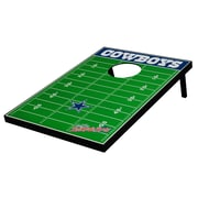 Wild Sports® Dallas Cowboys NFL Football Field Bean Bag Tailgate Toss Game