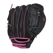 Wilson® Flash A440 Left Hand Thrower Fastpitch Gaming Glove, 12