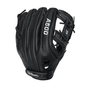 Wilson® A500 Game Soft™ Youth Left Hand Thrower Baseball Gaming Glove, 11 1/2