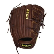 Wilson® A800 Game Ready SoftFit™ Right Hand Thrower Baseball Glove, 12
