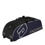Wilson® DeMarini Youth Wheeled Bag, Navy