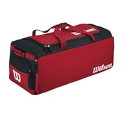 Wilson® Team Gear Bag, Scarlet