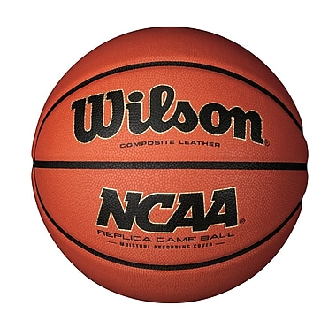 Wilson® NCAA Replica Basketball, 29 1/2