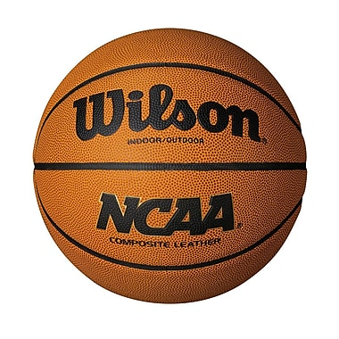 Wilson® NCAA Composite Basketball, 29 1/2