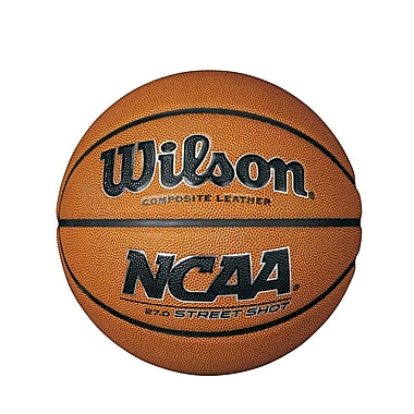 Wilson® NCAA Street Shot Basketball, 27 1/2