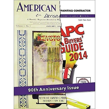 american painting contractor 1 year magazine subscription