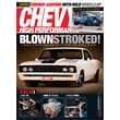Chevy High Performance 1 Year Magazine Subscription