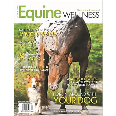 Equine Wellness 1 Year Magazine Subscription
