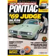 High Performance Pontiac 1 Year Magazine Subscription