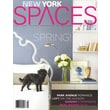 New York Spaces 1 Year Magazine Subscription