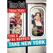 Time Out New York 1 Year Magazine Subscription