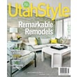 Utah Style & Design 1 Year Magazine Subscription