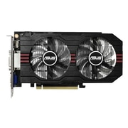 Asus® 2GB Plug-in Card 5400 MHz GeForce GTX 750 Ti Video Card