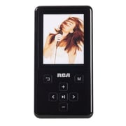 RCA M6504 4GB Flash Portable Media Player, Black