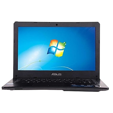 Asus® P450CA-XH51 14in. Notebook, Intel Core i5-3337U 1.8GHz, Black