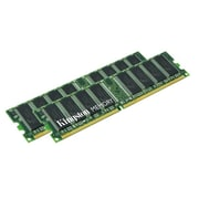 Kingston® KTH-XW4400C6/1G 1GB (1 x 1GB) DDR2 SDRAM DIMM DDR2-800/PC2-6400 Desktop RAM Module