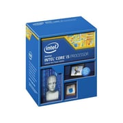 Intel ® Core ™ i5-4460 Desktop Processor, 3.2 GHz, 4 Core, 6MB Cache (BX80646I54460)