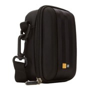 Case Logic® Medium Camera and Flash Camcorder Case With Shoulder Strap, Black