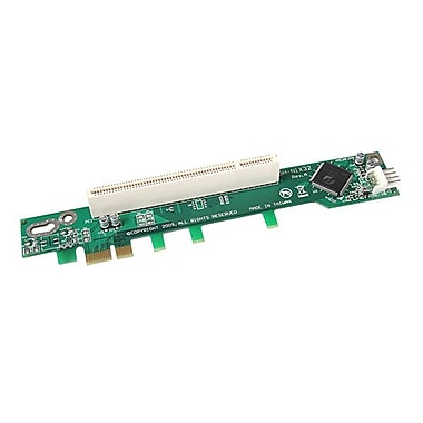 StarTech PEX1PCI1R PCI Express to PCI x1 Riser Card For Intel 1U IPC Server