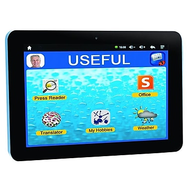 Lexibook Serenity 8 8GB Android 4.2 Kids Tablet, Black