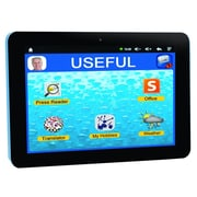 "Lexibook Serenity MFC410EN, 8"" Tablet, 8 GB, Android Jelly Bean, Wi-Fi, Black"