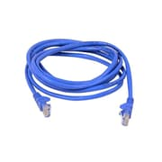 Belkin™ 15' Cat6 Male High-Performance Snagless Network Cable, Blue
