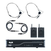 CAD Audio® GXL™ 2 Channel UHF Wireless System With Dual Bodypack K-Band