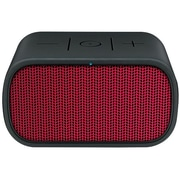 Logitech® Ultimate Ears Mini Boom Wireless Bluetooth Speaker, Red/Black