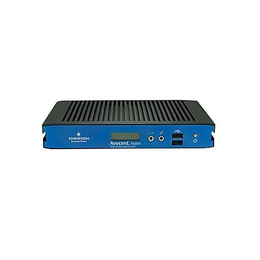 Avocent® DVI-D/USB & Audio Matrix Transmitter, Blue/Black