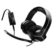 Guillemot® ThrustMaster® Y-250CPX Wired Universal Stereo Gaming Headset For PC/PS3/XBOX 360, Black