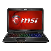 msi® GT70 Dominator-891 17.3 Gaming Notebook, Intel Quad-Core i7-4800MQ 2.7 GHz