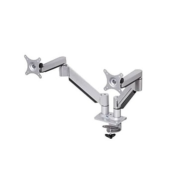 DoubleSight Up to 30in. Flat Panel Display Dual Monitor Mounting Arm