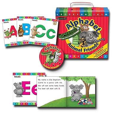 Alphabet Animal Friends by Newmark Learning