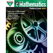 Newmark Learning Common Core Mathematics Practice, Grade 6