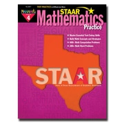 Staar Mathematics Practice by Newmark Learning Grade 4