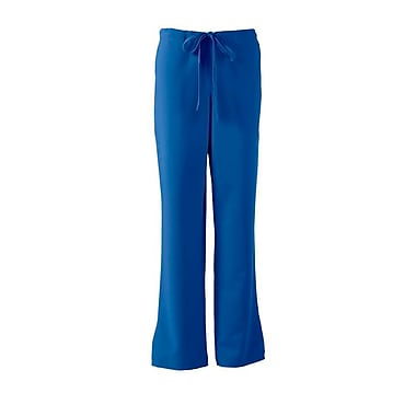 Melrose AVE.™ Combo Elastic Waist Ladies Scrub Pant, Royal Blue, ST