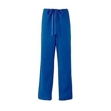 Newport AVE.™ Unisex Drawstring Scrub Pant, Royal Blue, XS