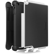 Ballistic® Tough Jacket™ Case For Apple iPad 2 and Later, Black/White