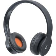 Manhattan® Fusion On-ear Wireless Headphone, Black
