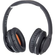 Manhattan® Fathom Wireless Noise Cancelling Headphone, Black