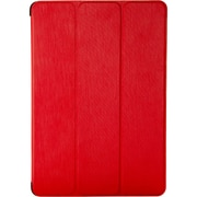 Verbatim® Folio Flex Carrying Case For Apple iPad Air, Red