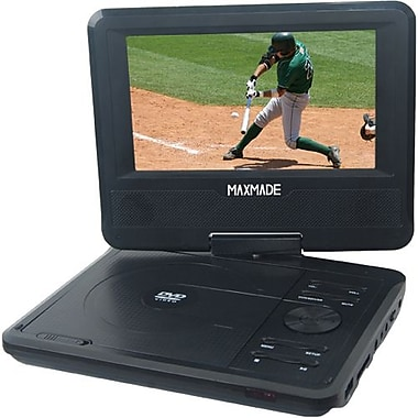 Azend Group MDP701 Portable DVD Player With 7
