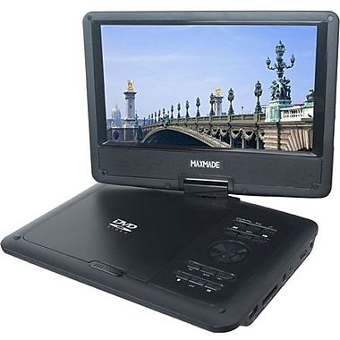 Azend Group MDP919 Portable DVD Player With 9