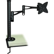 Bentley LCD Monitor Table Stand with Arm and Desk Clamp