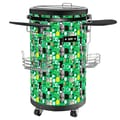 Equator 1.77 Cu. Ft. Single Zone Beverage Center; Green